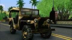 Iguana From Mercenaries 2 World in Flames
