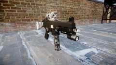 Pistolet UMP45 de Diamant