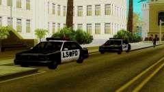 Neue Fahrzeuge im LSPD