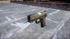 Pistolet Taurus 24-7 noir icon2