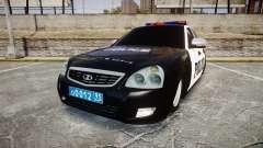 VAZ-Priora 2170 Police