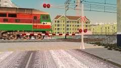 Neue Texturen für den Schienenverkehr