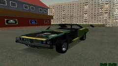 Dodge Charger HL2 EP2