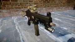 Gun UMP45 EINE Armee fans das Leder AU