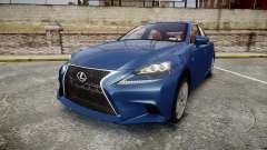 Lexus IS 350 F-Sport 2014 Rims1
