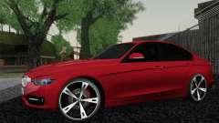 BMW 3 Series F30 2013