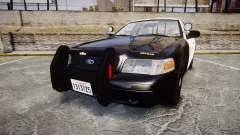 Ford Crown Victoria LASD [ELS] Slicktop
