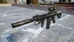 Machine Tactique M4A1 CQB cible