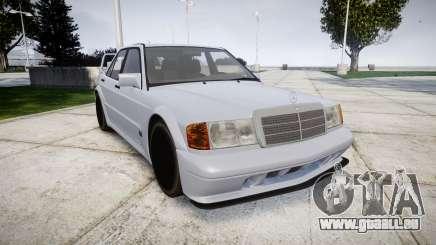 Mercedes-Benz 190E Evolution II pour GTA 4