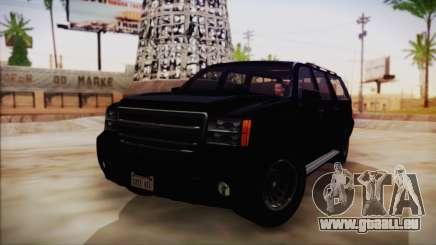 GTA 5 FIB Granger für GTA San Andreas