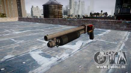 Fusil à pompe Mossberg 500 icon2 pour GTA 4