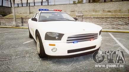 GTA V Bravado Police Buffalo [ELS] pour GTA 4