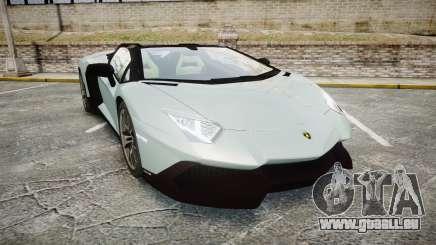 Lamborghini Aventador 50th Anniversary Roadster für GTA 4