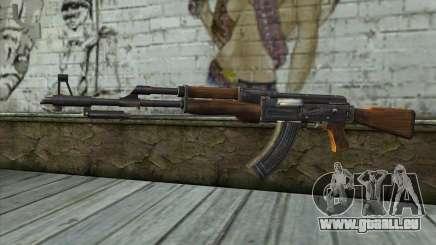 Тип 56 (АКМ) aus Battlefield: Vietnam für GTA San Andreas