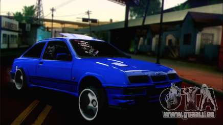 Ford Sierra Stanced für GTA San Andreas