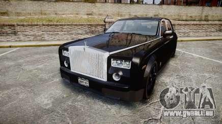 Rolls-Royce Phantom EWB pour GTA 4