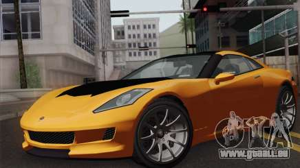 GTA 5 Invetero Coquette (IVF) für GTA San Andreas