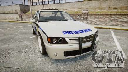 Declasse Merit Police Patrol Speed Enforcement für GTA 4