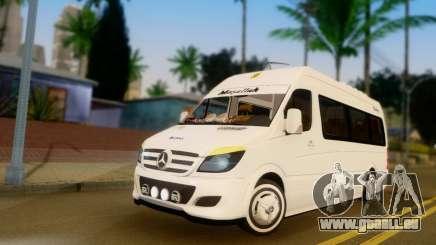Mercedes-Benz Sprinter Bus Scolaire pour GTA San Andreas