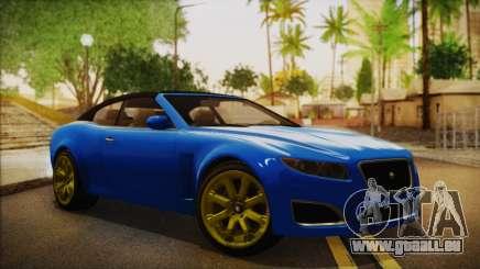 Lampadati Felon GT (IVF) pour GTA San Andreas