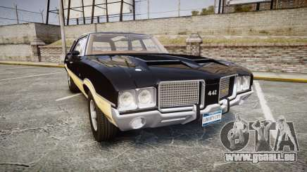 Oldsmobile Vista Cruiser 1972 Rims2 Tree1 pour GTA 4