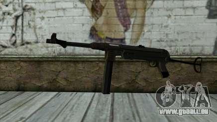 MP40 für GTA San Andreas