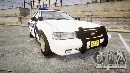 GTA V Vapid Cruiser LP [ELS] pour GTA 4