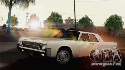 Lincoln Continental-Limousine (53А) 1962 (HQLM) für GTA San Andreas
