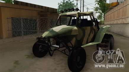 Military Buggy für GTA San Andreas