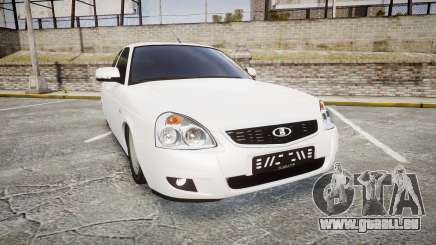 VAZ-Lada Priora 2170 pour GTA 4