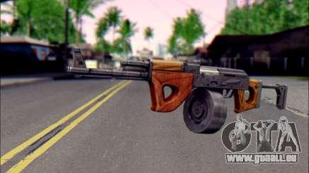 Importiert AK für GTA San Andreas