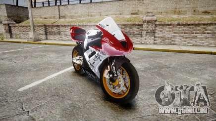 Daytona 675R 2011 für GTA 4