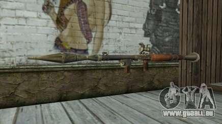 РПГ-7В de Battlefield: Vietnam pour GTA San Andreas