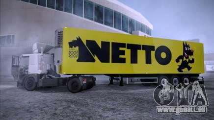 Trailer NETTO für GTA San Andreas