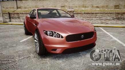 GTA V Ocelot Jackal pour GTA 4