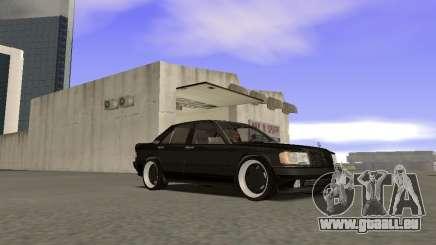 Mercedes-Benz 190E 3.2 AMG pour GTA San Andreas