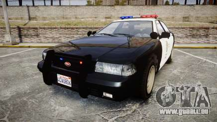 GTA V Vapid Cruiser LSP [ELS] für GTA 4