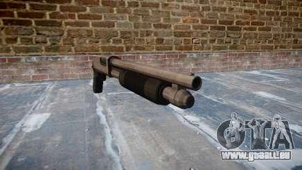 Fusil à pompe Mossberg 500 icon1 pour GTA 4