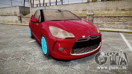 Citroen DS3 Convertible für GTA 4