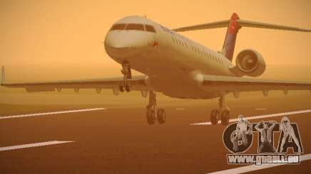 Bombardier CRJ-700 Delta Connection für GTA San Andreas