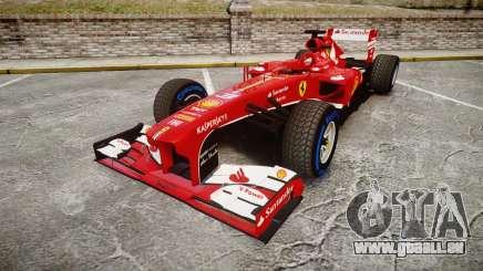 Ferrari F138 v2.0 [RIV] Alonso TFW pour GTA 4