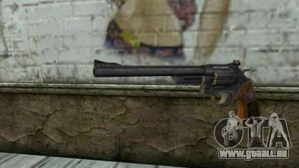 Revolver .44 Magnum from Battlefield: Vietnam pour GTA San Andreas