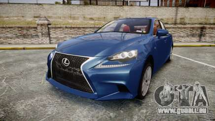 Lexus IS 350 F-Sport 2014 Rims1 für GTA 4