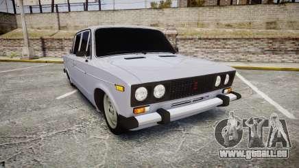 VAZ-2106 six pour GTA 4