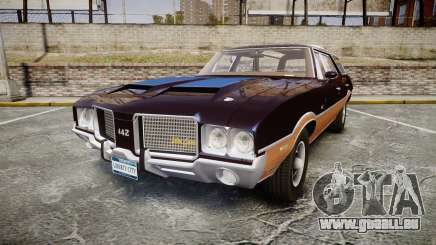 Oldsmobile Vista Cruiser 1972 Rims2 Tree2 pour GTA 4
