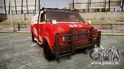 Kessler Stowaway Simpson pour GTA 4