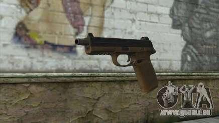 FN FNP-45 Ohne Schalldämpfer für GTA San Andreas