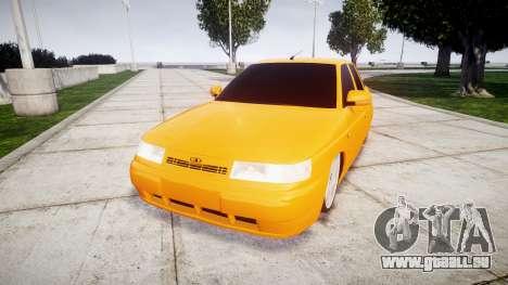 ВАЗ-2110 Bogdan rims1 pour GTA 4