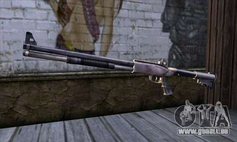 Chromegun Standart für GTA San Andreas