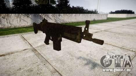 Fusil SCAR-H pour GTA 4